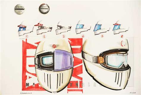 Kualitas Terbaik Sarung Tangan Suede Rajut Untuk Musim Dingin Jepang davida koura helm motor berteknologi motogp