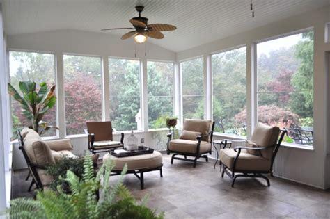 All Seasons Room by Doylestown Pa All Season Room Traditional Porch
