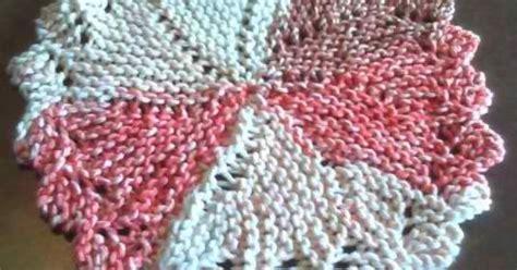 pinwheel knitting pattern pinwheel dishcloth knit knitting free pattern