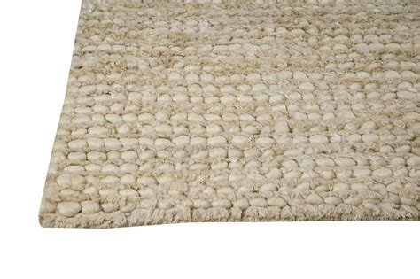 nature collection woven wool and hemp area rug in