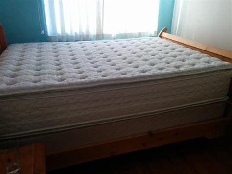 Serta Pillow Top Mattress Set by Serta Pillow Top Mattress Box Set