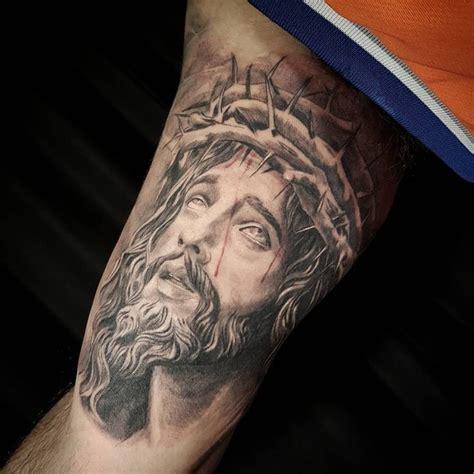 tattoo jesus cristo braço 161 best tattoos for men images on pinterest