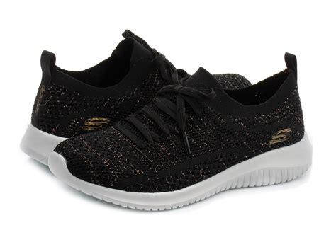 Skechers Ultra Flex by Skechers Shoes Ultra Flex Salutations 12843 Bkgd