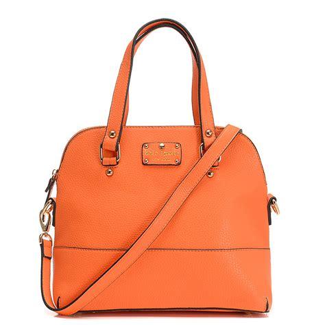 Kate Spade New Semprem kate spade new york satchel grove court maise orange kate spade handbags sale kate spade