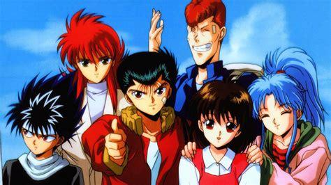 Yuyu Hakusho yu yu hakusho anime 1992 senscritique