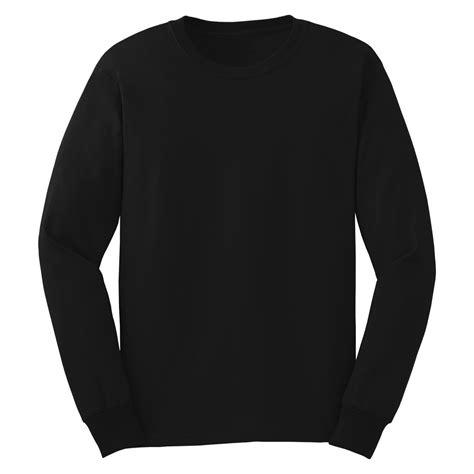 Tshirt Superdry Lengan Panjang Black kaos lengan panjang