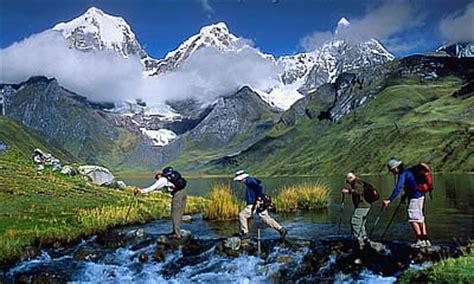 cadenas montañosas de america del sur trekking en la cordillera huayhuash 187 hi tec per 195 186 blog