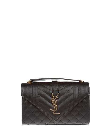 saint laurent monogram ysl envelope small chain shoulder