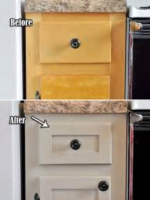 Updating Old Kitchen Cabinet Ideas by 20 Inexpensive Ways To Dress Up Your Home With Molding