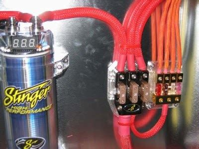 how to hook up a audio capacitor tips on how to wire a capacitor innovate car