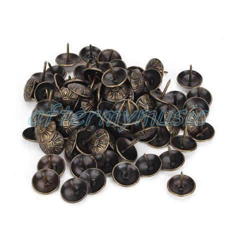 bronze upholstery tacks 100x elegant bronze upholstery nails tacks studs pins home