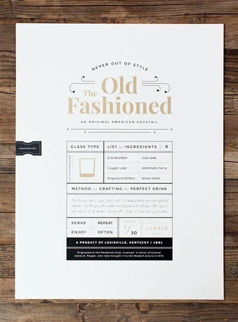layout of menu card 40 smart and creative menu card design ideas