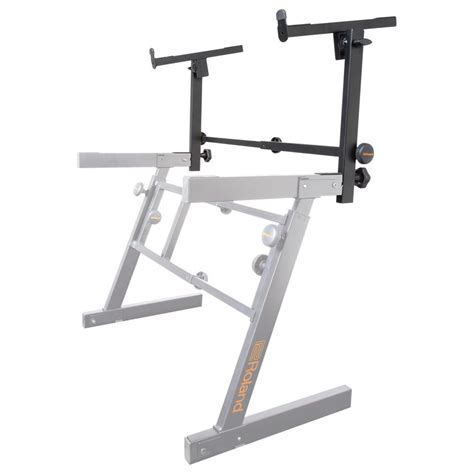 Stand Keyboard Roland Disc Roland Ks Stz Add On Tier For Z Style Keyboard Stand