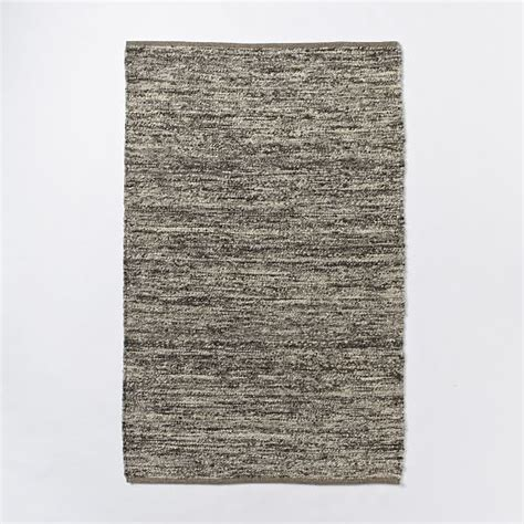 west elm sweater rug sweater wool rug charcoal west elm