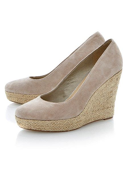 house of fraser linea shoes linea antipasto suede espadrille wedge court shoes house of fraser