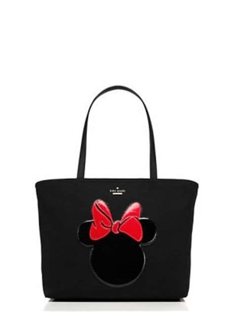 Kate Spade Minnie Mouse Bow Mini Bag new minnie mouse collection from kate spade