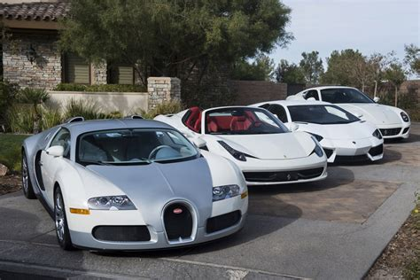 Floyd Mayweather Car Collection Bugattis Lamborghinis