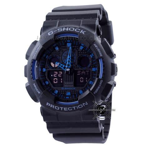 Jam Tangan Pria Merk Hush Puppies 2 harga sarap jam tangan g shock ga100 1a2 black blue