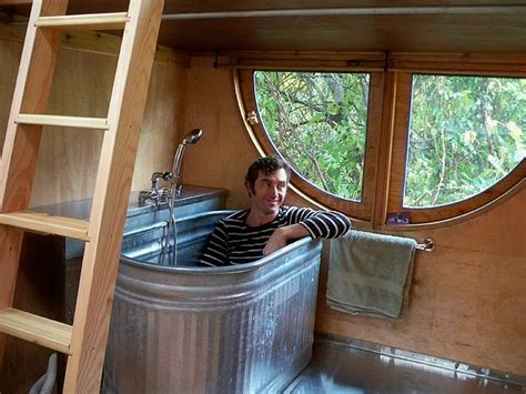 tiny house bathtubs abel s vardo