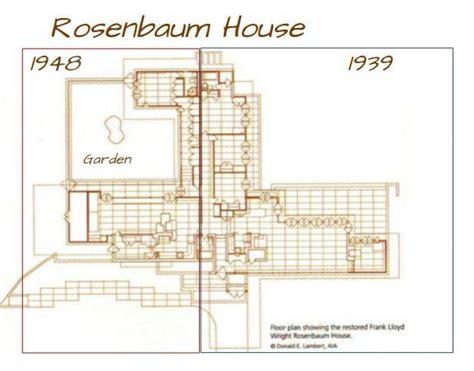 plan houses design frank lloyd wright pesquisa google reference architects pinterest frank lloyd wright rosenbaum house floor plan thefloors co