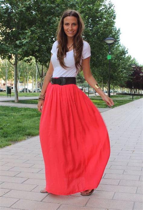 maxi brukat tiara belt 24 best images about maxi skirts on black maxi