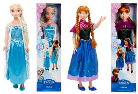 black frozen doll 32 reg 60 disney frozen my size doll free shipping