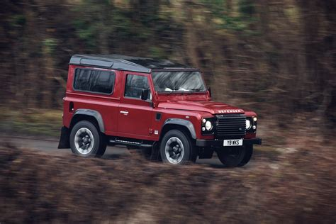 the new land rover defender 2018 land rover defender returns for 2018 with v8 powered