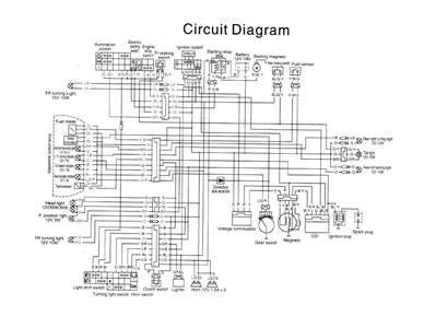 solved would like to view wiring diagram on yamaha ybr125