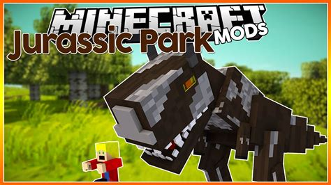 mods in minecraft for 1 8 minecraft mods jurassicraft mod 1 8 youtube