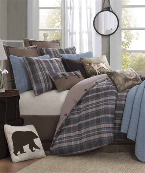 woolrich woodlands comforter set rustic bedding wildlife bedding collections