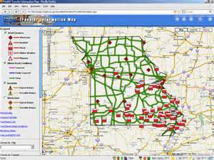 frigid trends modot road conditions pictures
