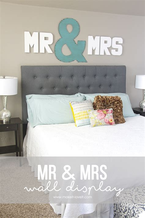 mr mrs wall sign above bed decor mr and mrs sign for over diy vintage quot super market quot sign make it and love it