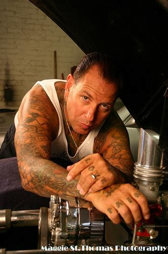 mike ness tattoos mike ness flickr photo