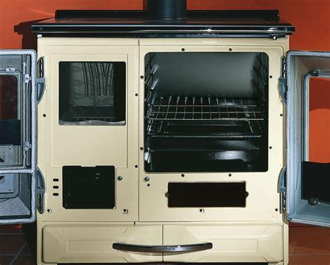 suprema oven wood cook stove la nordica suprema aga