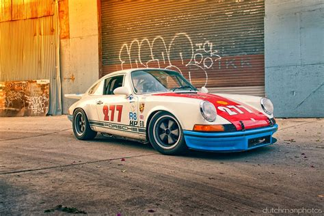 magnus walker 277 magnus walker and his one of a outlaw 911 t
