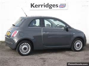 Grey Fiat 500 Used Fiat 500 Cars For Sale With Pistonheads