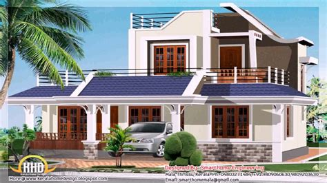 zap design house kerala style house elevation design youtube