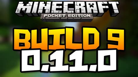 minecraft pe 0 9 apk minecraft pe 0 11 0 build 9 apk