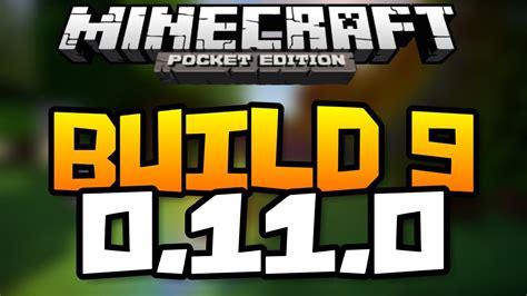 minecraft pe apk 0 9 0 free minecraft pe 0 11 0 build 9 apk