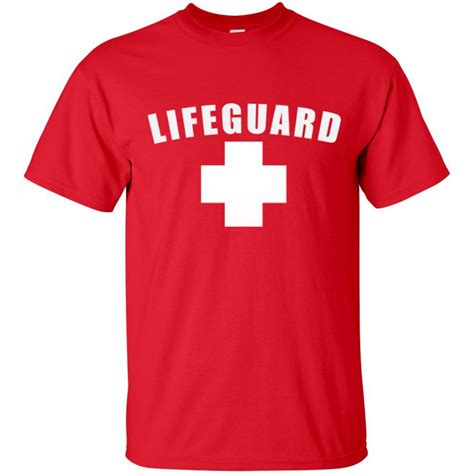 t shirts lifeguard t shirt