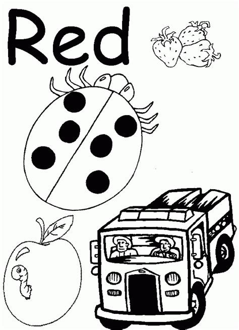 Color Worksheets For Kindergarten Az Coloring Pages Color Coloring Pages