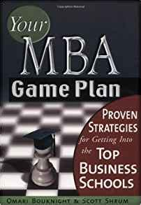 What You Learn Getting Your Mba by Your Mba Plan Proven Strategies For Getting Into The