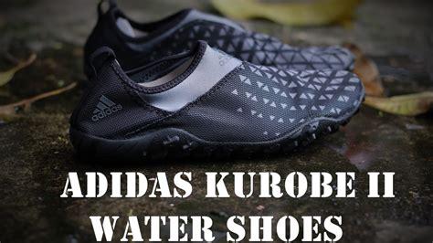 adidas kurobe ii water shoes