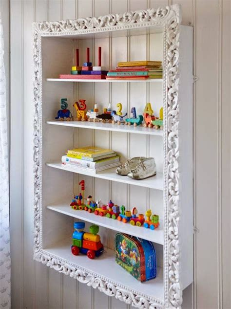kids room shelves shelf ideas for kids room ayanahouse