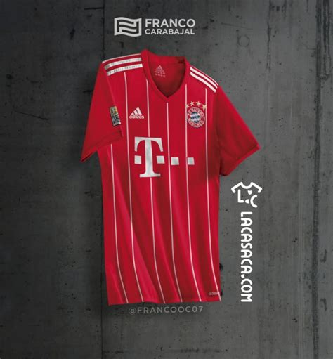 Jersey Bayern Munchen Home Official 17 18 Grade Ori adidas bayern m 252 nchen 17 18 home and away kits leaked footy headlines