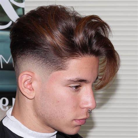haircuts rancho cucamonga barbers undercut hairstyle