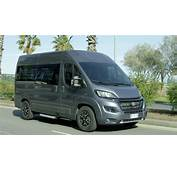 NEW 2015 Fiat Ducato Overview  YouTube