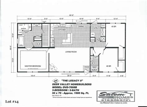 deer valley mobile home floor plans deer valley floor plans mobile homes ecoconsciouseye