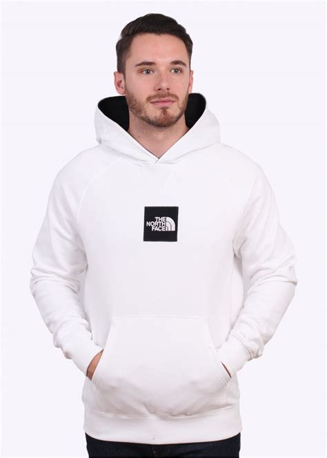 Hoodie Abu Co One 1 the pullover hoodie white triads mens from triads uk