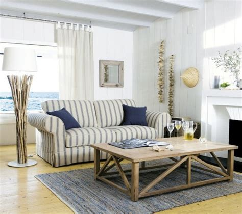 awesome ocean themed living room with cool beach ideas 37 sea and beach inspired living rooms digsdigs